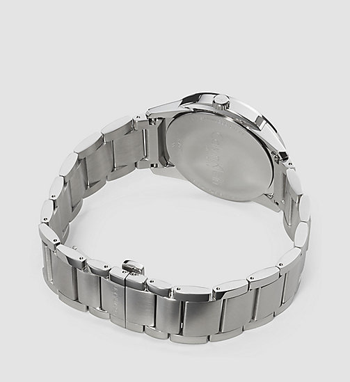CALVINKLEIN Watch - Calvin Klein Steady - SST /  SILVER - CALVIN KLEIN WATCHES & JEWELLERY - detail image 1