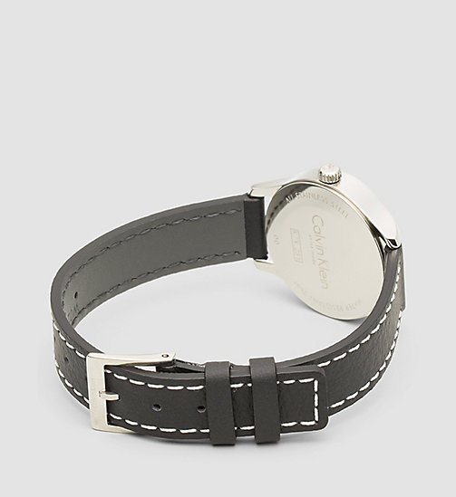 CALVINKLEIN Watch - Calvin Klein Endless - SST / BLACK - CALVIN KLEIN WATCHES & JEWELLERY - detail image 1