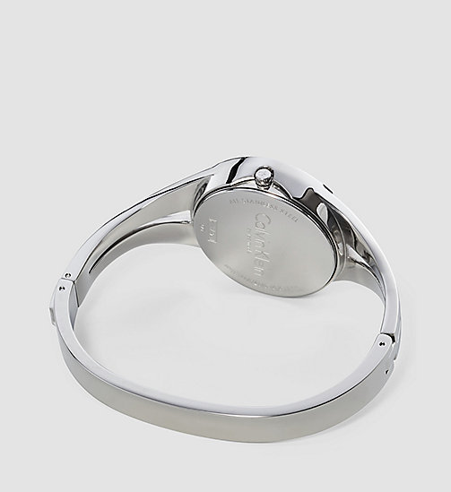 CALVINKLEIN Watch - Calvin Klein Addict - SST / BLACK - CALVIN KLEIN WATCHES & JEWELLERY - detail image 1