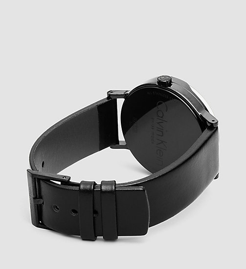 CALVINKLEIN Watch - Calvin Klein Boost - BLACK/GREY - CALVIN KLEIN WATCHES & JEWELLERY - detail image 1
