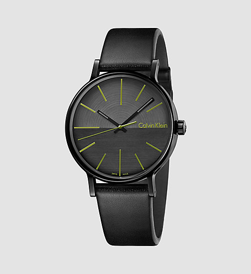CALVINKLEIN Watch - Calvin Klein Boost - BLACK/GREY - CALVIN KLEIN WATCHES & JEWELLERY - main image