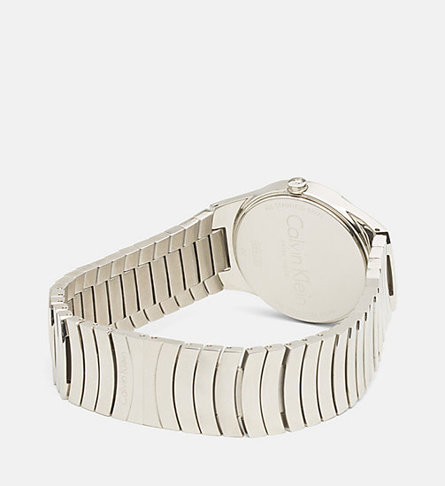 CALVINKLEIN Watch - Calvin Klein Whirl - SST / BLACK - CALVIN KLEIN WATCHES & JEWELLERY - detail image 1