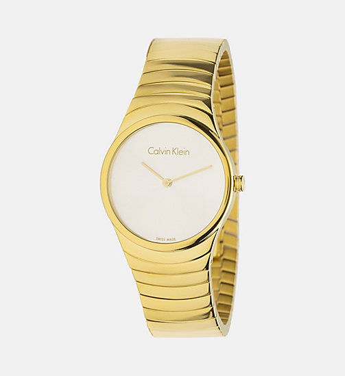 CALVINKLEIN Watch - Calvin Klein Whirl - PINKGOLD/SILVER -  SHOES & ACCESORIES - main image