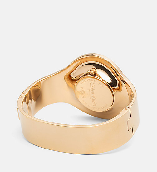 CALVINKLEIN Watch - Calvin Klein Seamless - PINK GOLD  /   SILVER - CALVIN KLEIN WATCHES & JEWELLERY - detail image 1