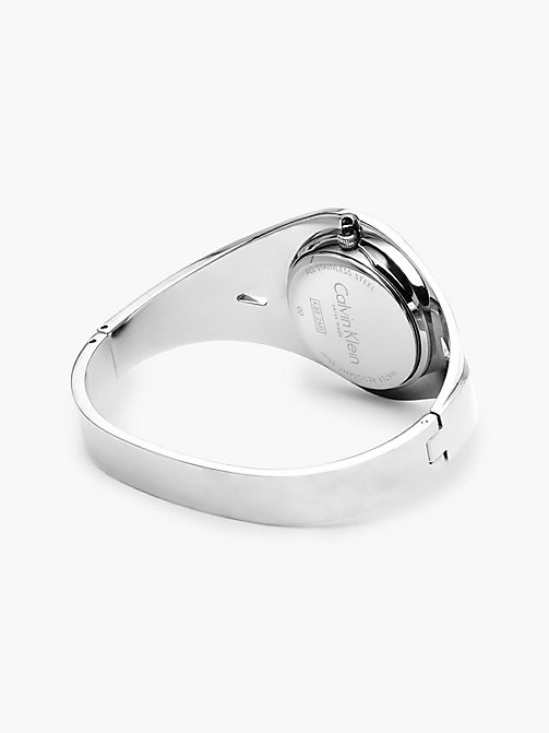 CALVINKLEIN Watch - Calvin Klein Sensual - SST / BLACK - CALVIN KLEIN WATCHES & JEWELLERY - detail image 1