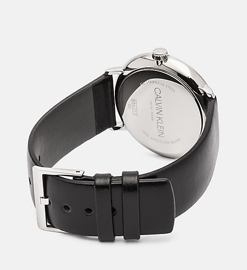 CALVINKLEIN Watch - Calvin Klein High Noon - SILVER - CALVIN KLEIN MEN - detail image 1