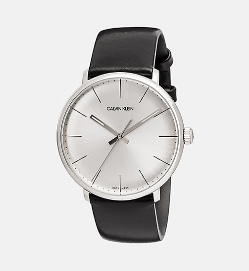 CALVIN KLEIN Watch - Calvin Klein High Noon - SILVER - CALVIN KLEIN MEN - main image