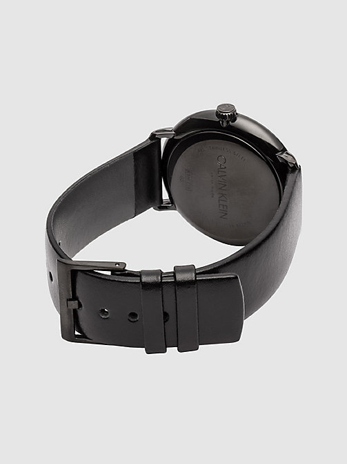 CALVINKLEIN Watch - Calvin Klein High Noon - BLACK - CALVIN KLEIN MEN - detail image 1