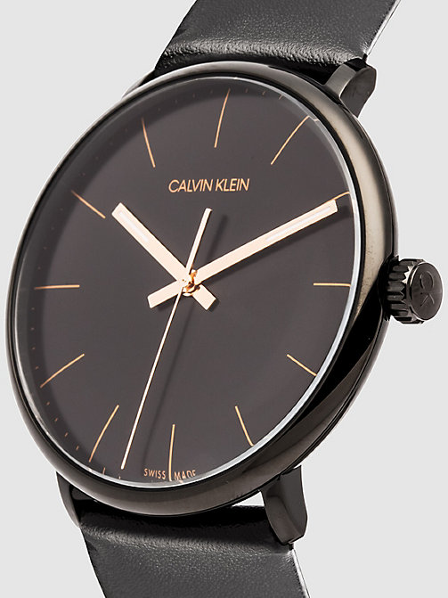 CALVIN KLEIN Watch - Calvin Klein High Noon - BLACK - CALVIN KLEIN MEN - detail image 1