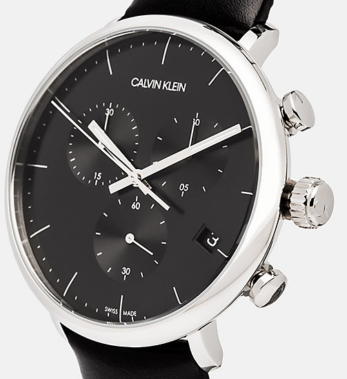 CALVIN KLEIN Watch - Calvin Klein High Noon - BLACK - CALVIN KLEIN JEWELLERY - detail image 1