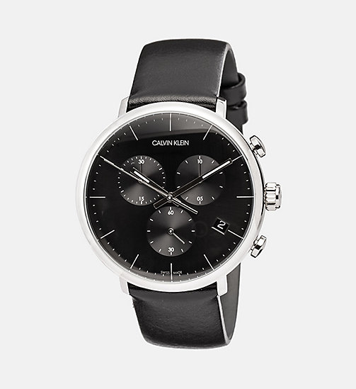 CALVIN KLEIN Watch - Calvin Klein High Noon - BLACK - CALVIN KLEIN JEWELLERY - main image