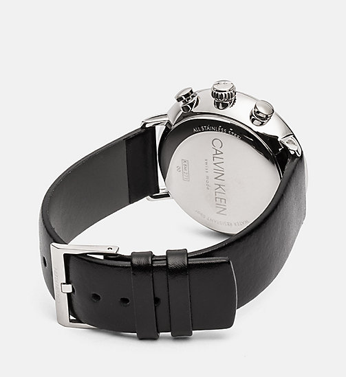 CALVINKLEIN Watch - Calvin Klein High Noon - SILVER - CALVIN KLEIN WATCHES - detail image 1