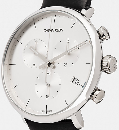 CALVIN KLEIN Watch - Calvin Klein High Noon - SILVER - CALVIN KLEIN WATCHES - detail image 1