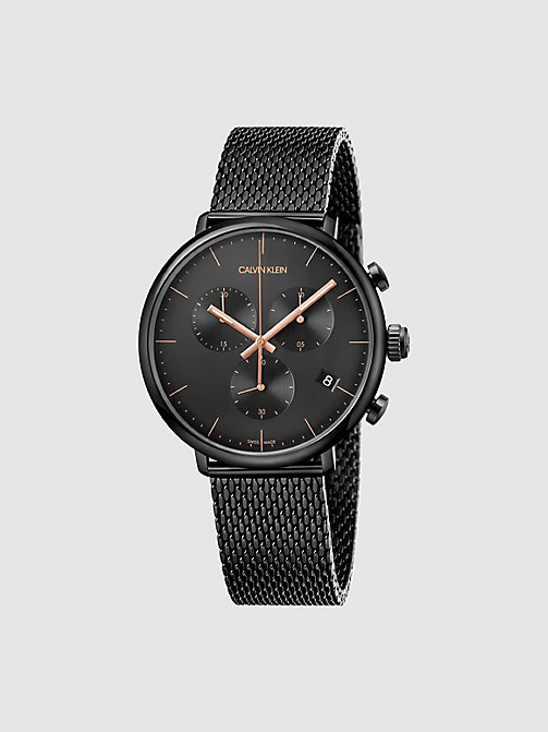 CALVIN KLEIN Watch - Calvin Klein High Noon - BLACK - CALVIN KLEIN GIFTS - main image