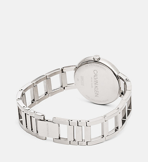 CALVINKLEIN Watch - Calvin Klein Cheers - SILVER - CALVIN KLEIN WATCHES - detail image 1