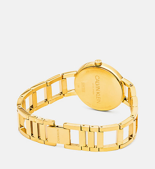 CALVINKLEIN Watch - Calvin Klein Cheers - GOLD - CALVIN KLEIN WOMEN - detail image 1