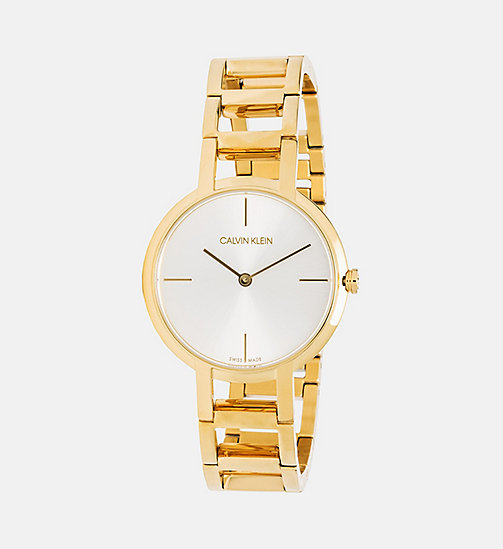 CALVIN KLEIN Watch - Calvin Klein Cheers - GOLD - CALVIN KLEIN WOMEN - main image