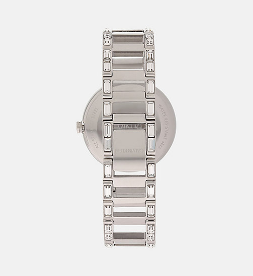 CALVINKLEIN Watch - Calvin Klein Cheers - SILVER -  WATCHES - detail image 1