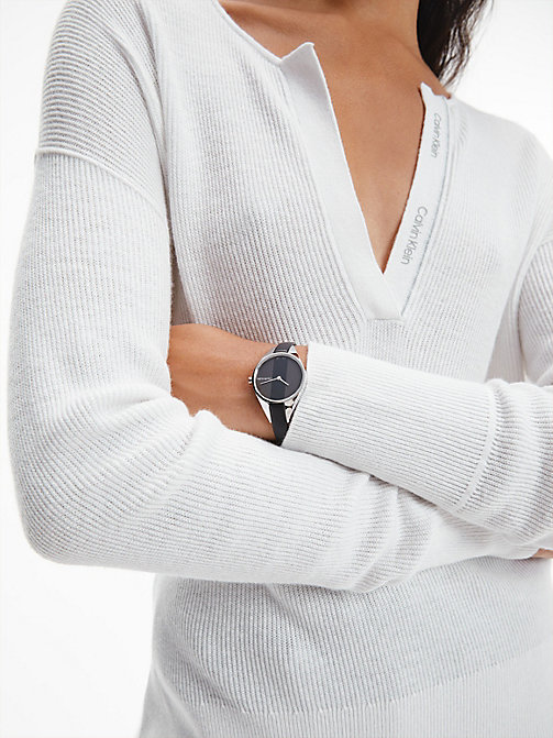 CALVIN KLEIN Watch - Calvin Klein Rebel - BLACK - CALVIN KLEIN WOMEN - detail image 1