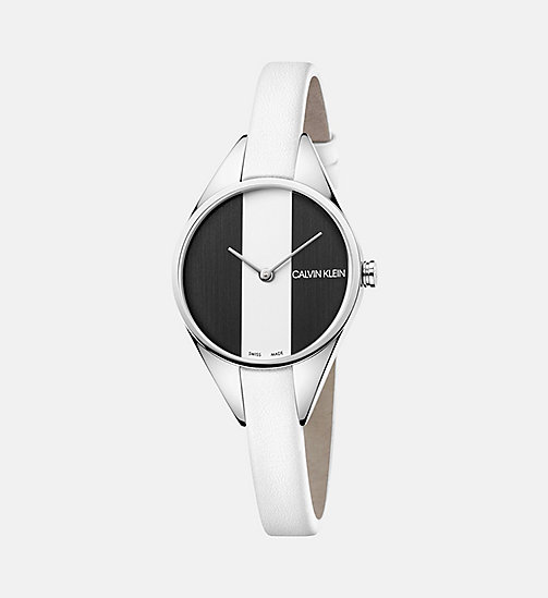 CALVIN KLEIN Watch - Calvin Klein Rebel - BLACK/ SILVER - CALVIN KLEIN WOMEN - main image