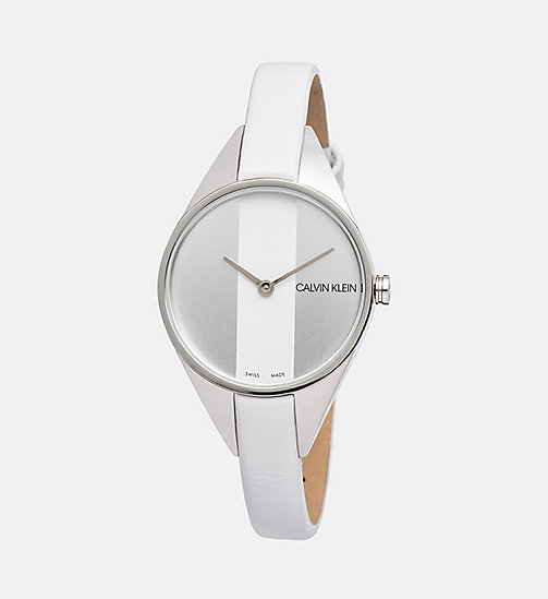 CALVINKLEIN Watch - Calvin Klein Rebel - SILVER - CALVIN KLEIN WATCHES - main image
