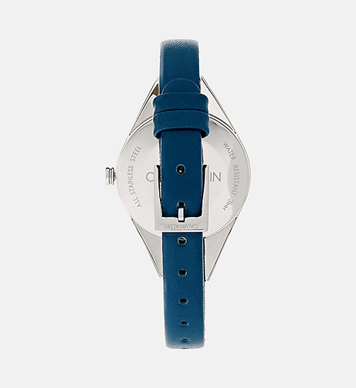 CALVINKLEIN Watch - Calvin Klein Rebel - SILVER / BLUE - CALVIN KLEIN WATCHES - detail image 1