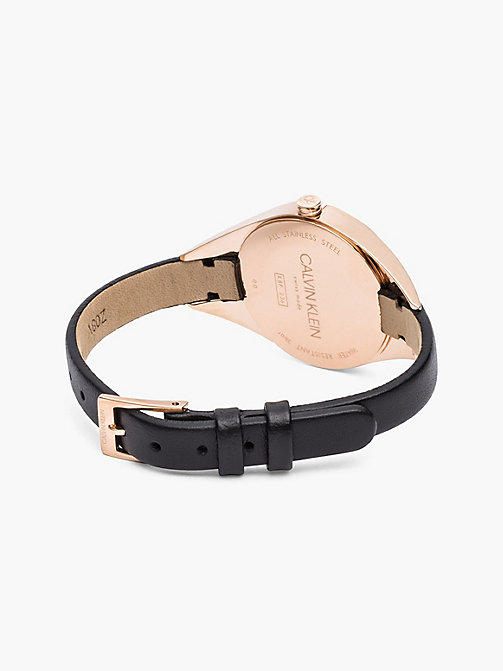 CALVINKLEIN Watch - Calvin Klein Rebel - BLACK - CALVIN KLEIN WATCHES - detail image 1