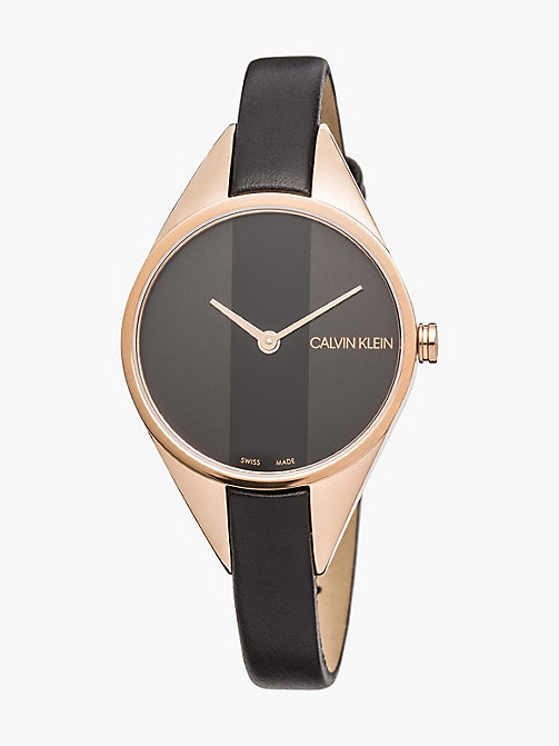 CALVINKLEIN Watch - Calvin Klein Rebel - BLACK - CALVIN KLEIN WATCHES - main image