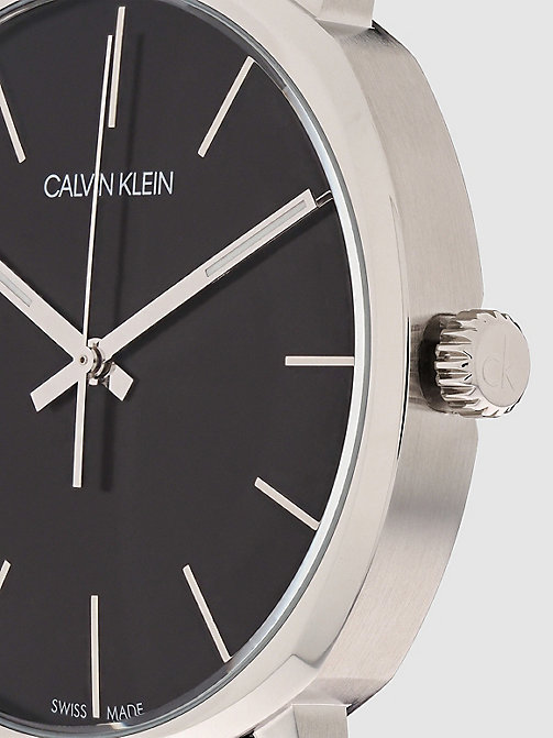 CALVIN KLEIN Watch - Calvin Klein Posh - BLACK - CALVIN KLEIN MEN - detail image 1