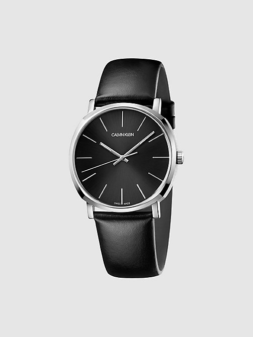 CALVINKLEIN Watch - Calvin Klein Posh - BLACK - CALVIN KLEIN WATCHES - main image