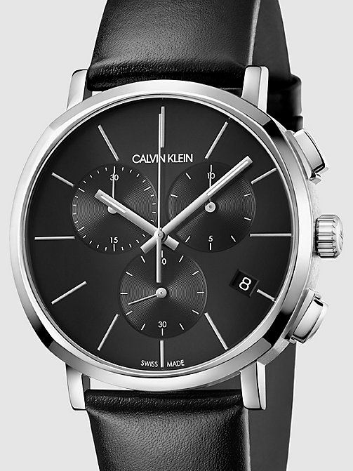 CALVINKLEIN Watch - Calvin Klein Posh - BLACK - CALVIN KLEIN WATCHES - detail image 1