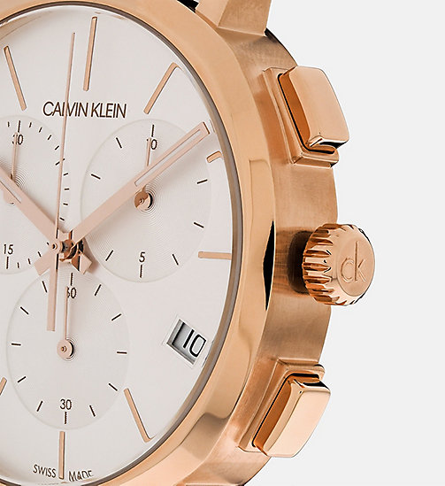 CALVIN KLEIN Watch - Calvin Klein Posh - SILVER - CALVIN KLEIN WATCHES - detail image 1