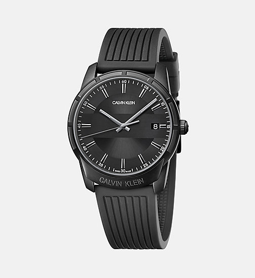 CALVINKLEIN Watch - Calvin Klein Evidence - BLACK - CALVIN KLEIN WATCHES - main image