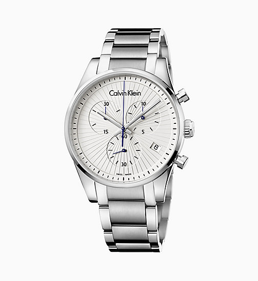 CALVINKLEIN Watch - Calvin Klein Steadfast - SILVER - CALVIN KLEIN WATCHES - detail image 1