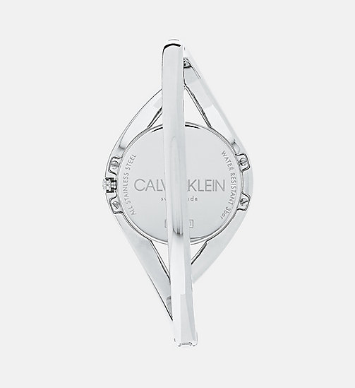 CALVINKLEIN Watch - Calvin Klein Party - SILVER -  WATCHES - detail image 1