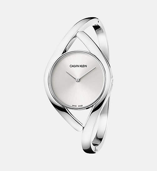 CALVINKLEIN Watch - Calvin Klein Party - SILVER -  WATCHES - main image