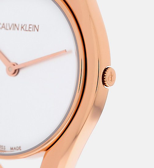 CALVIN KLEIN Watch - Calvin Klein Party - GOLD - CALVIN KLEIN WOMEN - detail image 1