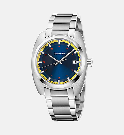 CALVINKLEIN Watch - Calvin Klein Achieve - BLUE -  WATCHES - main image