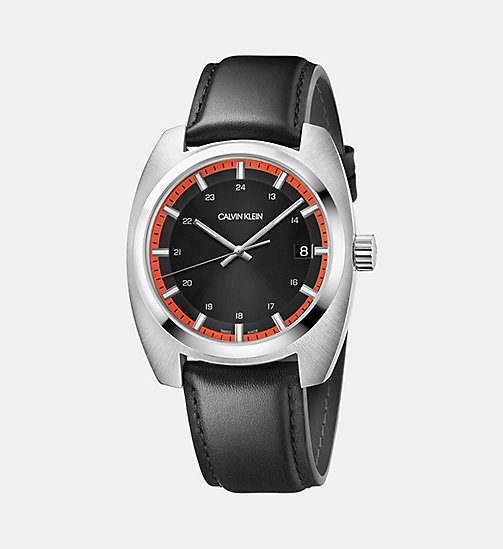CALVINKLEIN Watch - Calvin Klein Achieve - BLACK - CALVIN KLEIN WATCHES - main image