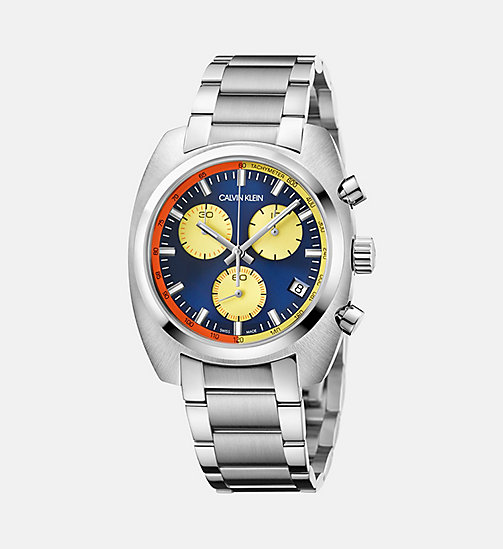 CALVIN KLEIN Watch - Calvin Klein Achieve - BLUE - CALVIN KLEIN ALL GIFTS - main image