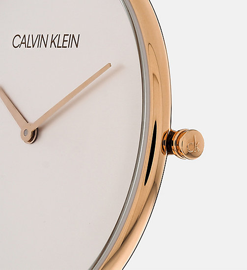 CALVIN KLEIN Watch - Calvin Klein Full Moon - WHITE - CALVIN KLEIN WOMEN - detail image 1