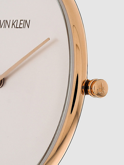 CALVINKLEIN Watch - Calvin Klein Full Moon - SILVER - CALVIN KLEIN WATCHES - detail image 1