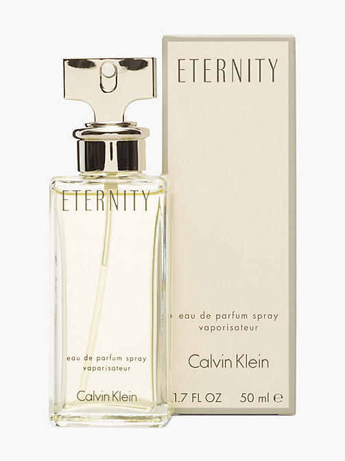 CALVINKLEIN Eternity Women - 50 ml - Eau de Parfum - NO COLOR - CALVIN KLEIN REGALI - immagine principale