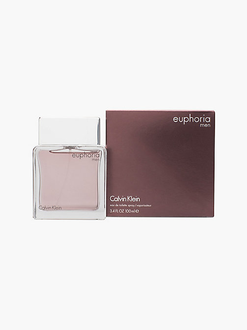 CALVINKLEIN Euphoria Men - 100 ml - Eau de Toilette - NO COLOR - CALVIN KLEIN DÜFTE - main image