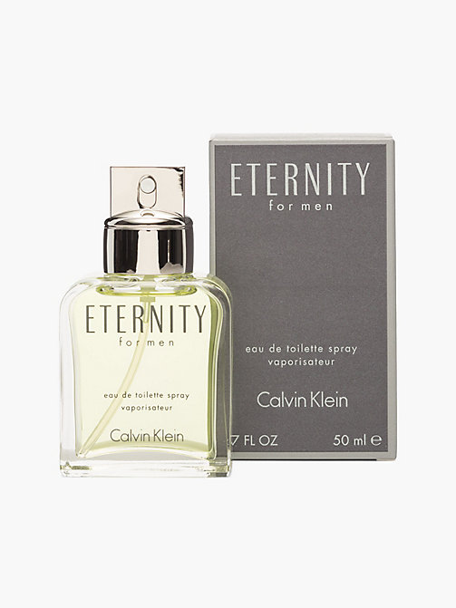 CALVINKLEIN Eternity Men - 50 ml - Eau de Toilette - NO COLOR - CALVIN KLEIN PERFUMES - main image