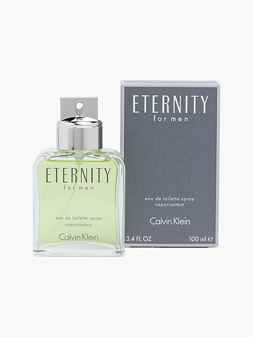 CALVIN KLEIN Eternity Men - 100 ml - Eau de Toilette - NO COLOR - CALVIN KLEIN ALL GIFTS - main image