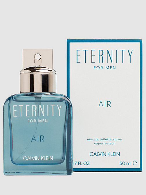 CALVINKLEIN Eternity Air for Men - 50 ml - Eau de Toilette - WHITE - CALVIN KLEIN PROFUMI - immagine principale