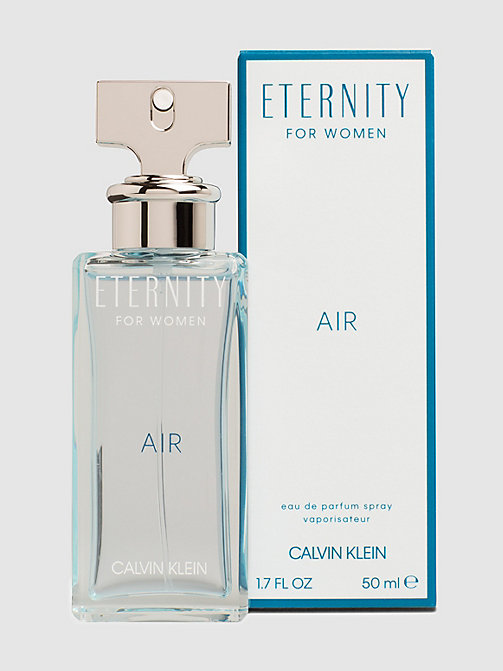 CALVINKLEIN Eternity Air for Women - 50 ml - Eau de Parfum - BLUE - CALVIN KLEIN PROFUMI & ACCESSORI - immagine principale