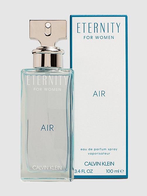 CALVIN KLEIN Eternity Air for Women - 100 ml - Eau de Parfum - BLUE - CALVIN KLEIN PERFUMES & ACCESSORIES - main image