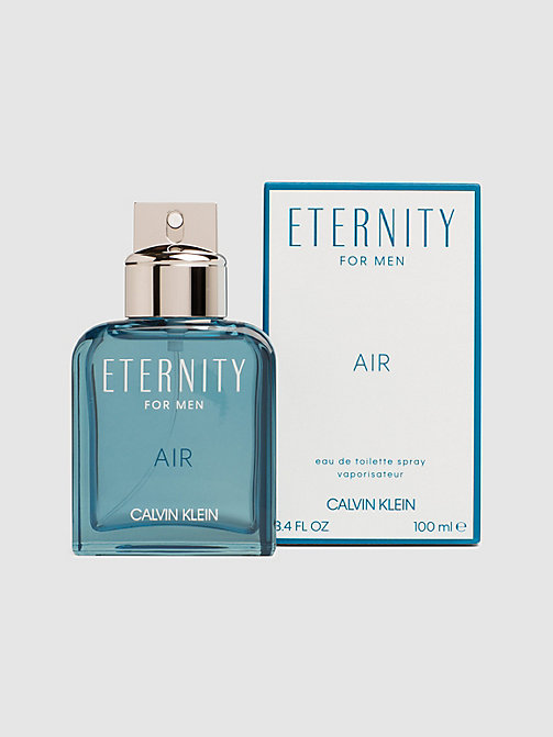 CALVINKLEIN Eternity Air for Men - 100 ml - Eau de Toilette - WHITE - CALVIN KLEIN PROFUMI - immagine principale